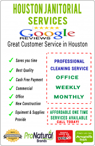 HOUSTON JANITORIAL